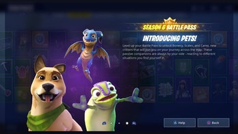 'Fortnite' Season 6 Pets