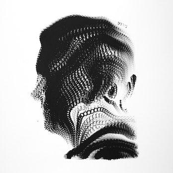 Profile Robotic Art Competition A.I. Paint
