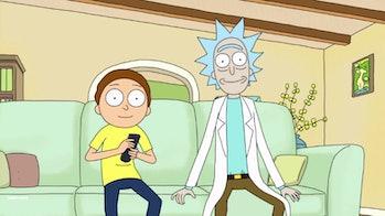 Would Morty like 'Big Bang Theory'?