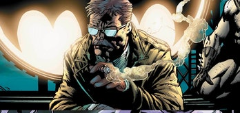 Jim Gordon DC Batman