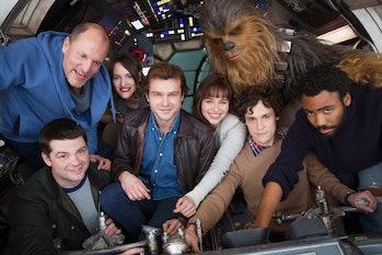 Star Wars Donald Glover Han Solo