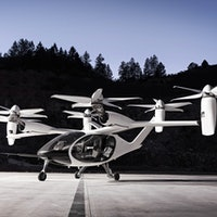 Flying taxis might be the next impossible promise from Silicon Valley