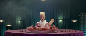 Katy Perry vore fetish.