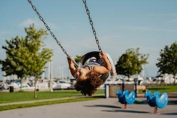 child, play
