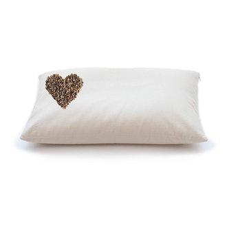 ComfySleep Traditional Size Buckwheat Hull Pillow