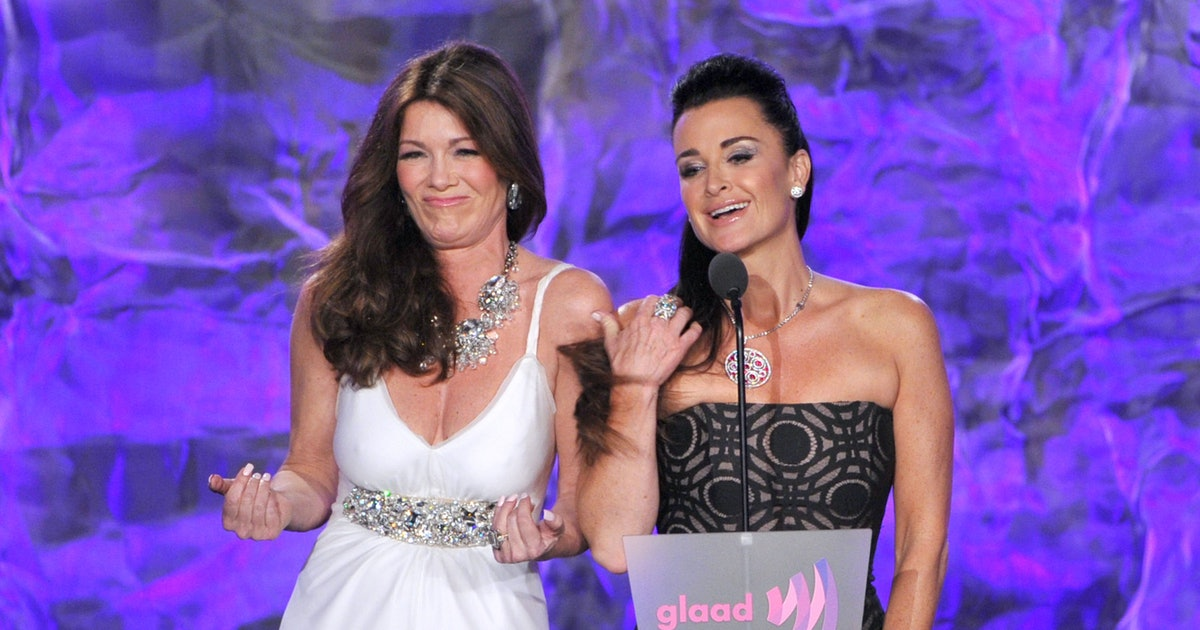 Kyle Richards Hinted That Lisa Vanderpump Might Return To 'RHOBH' Someday