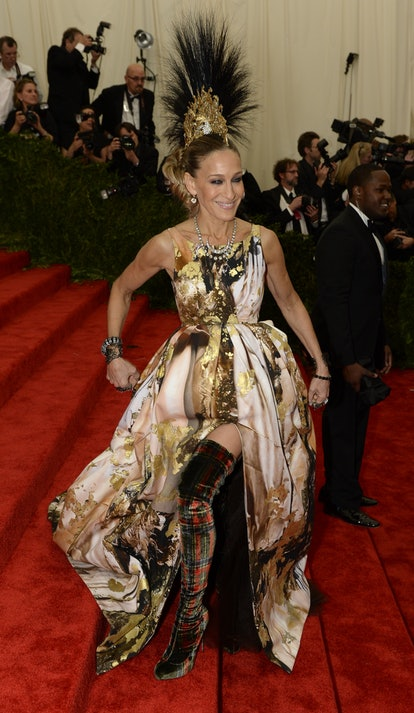 See every Met Gala theme ever, from camp to Americana.