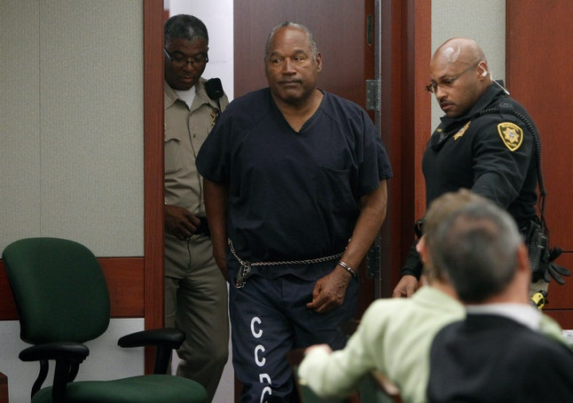 This O.J. Simpson Juror Revealed 7 Things 'The People v. O ... Oj Simpson Not Guilty Verdict Date