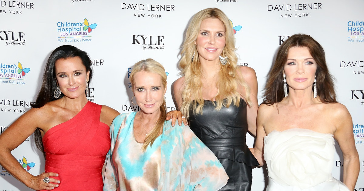 'RHOBH' Star Kyle Richard's Response To The Brandi Glanville Return Rumors Is Way More Chill Than You Expected