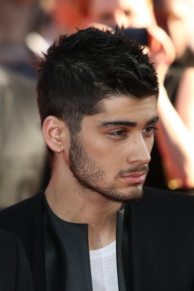 Zayn Malik Stud Earrings Image Of Earring