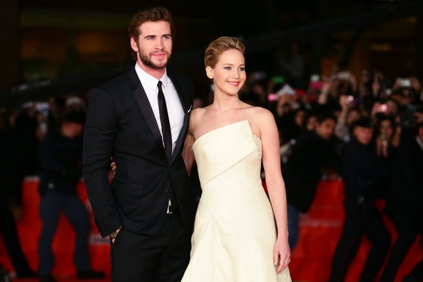 Jennifer lawrence and liam hemsworth dating in Perth