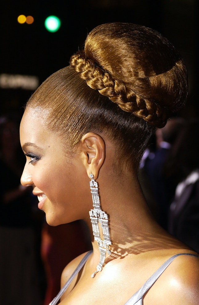 The Evolution Of Beyonce's Hair Because She Is The Queen Of All Things, Including A Fresh 'Do