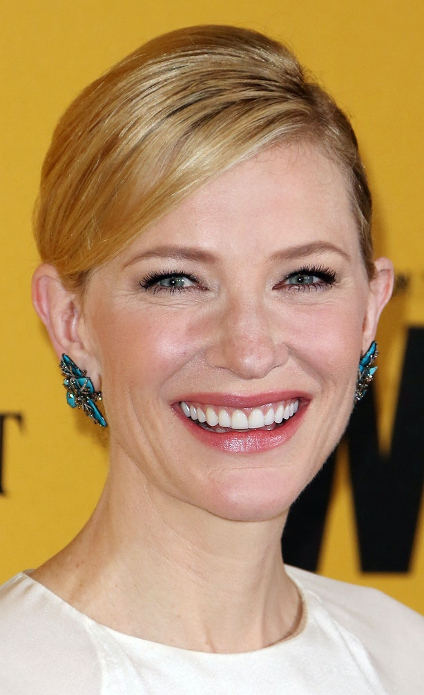 Does Cate Blanchett Use Emu Oil On Her Skin Maybe Not