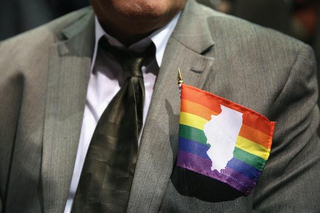same sex adoption laws in illinois schools in Devon
