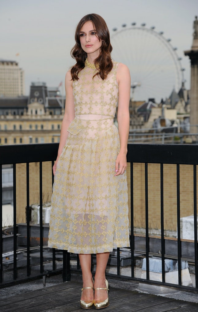 Keira Knightley Has Romantic Style You Should Be