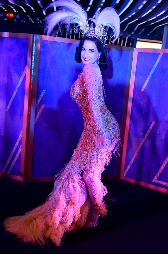 11 Empowering Dita Von Teese Quotes That Prove She Is A ...
