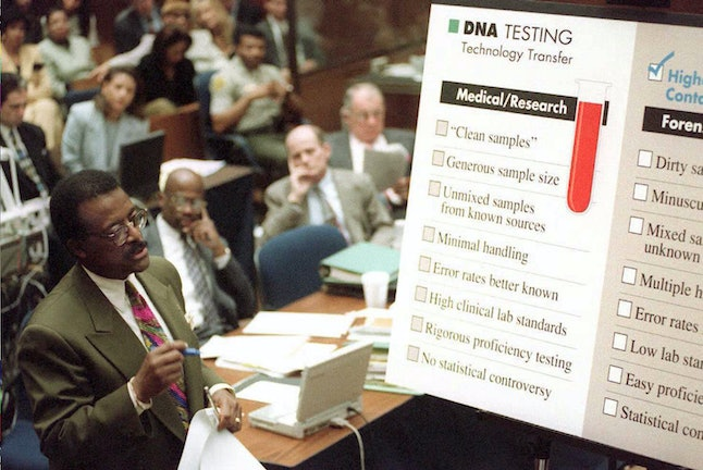 Why Was O.J. Simpson Found Not Guilty? Jurors Cited ... Oj Simpson Not Guilty 1995