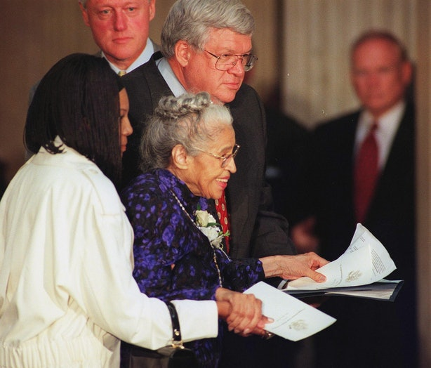 People Magazine Trump Quote 1998: 8 Memorable Rosa Parks Quotes That Remain As Potent Today