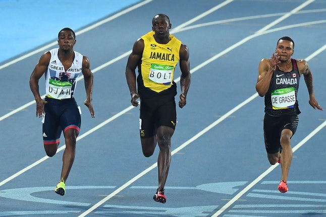 Why Did Usain Bolt Start Running? Track Wasn't The Olympic ...