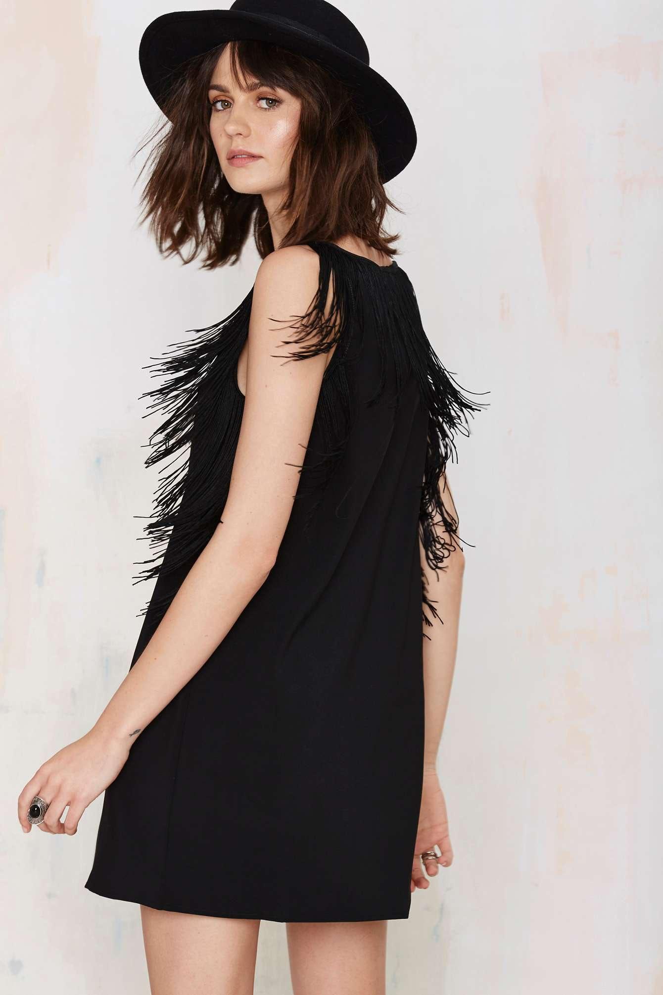 Cute Fringe Dresses