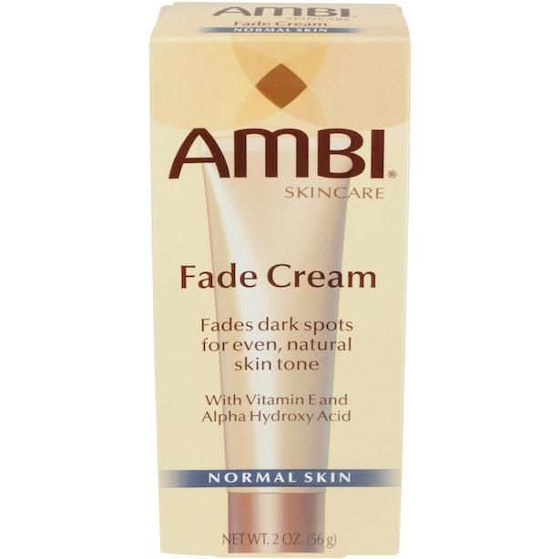 Good fade cream