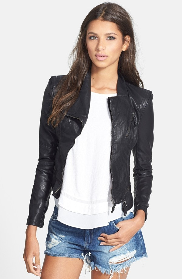 10 Vegan Leather Jackets That Are More Stylish Than The Real Thing b60f905465