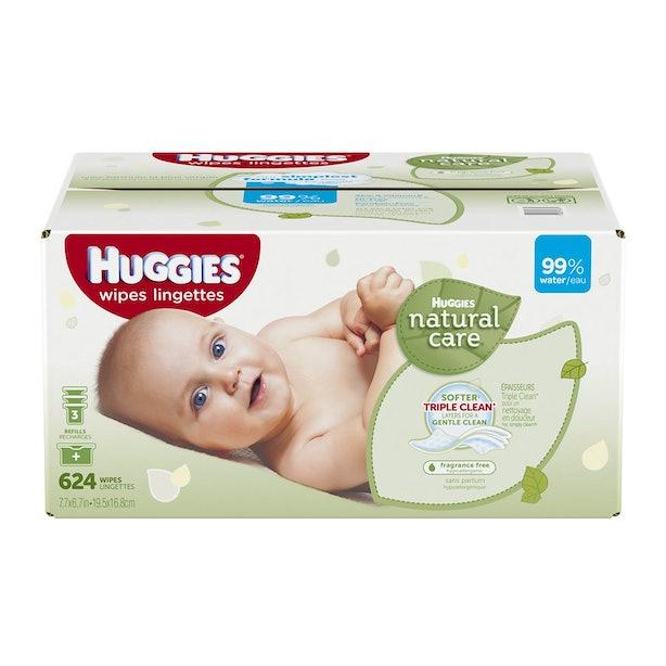 Huggies Natural Care Baby Wash