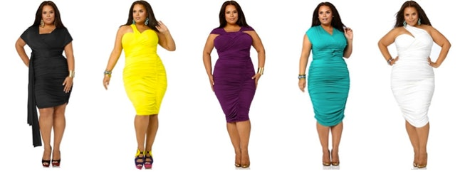 Plus Size Designer Monif Clarke Reflects On 10 Years In The Plus