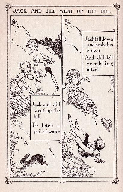 8 Nursery Rhymes With Horrifying Origins