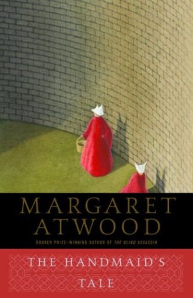 the lack of hero in the dystopian novel the handmaids tale by margaret atwood And isn't that the exact problem the handmaid's tale seeks to address why tell dystopian  dystopian novel  , margaret atwood,.