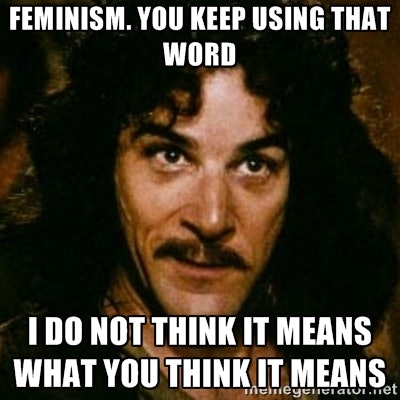 13 Hilarious Feminist Memes Ready For You To Whip Out When You Need