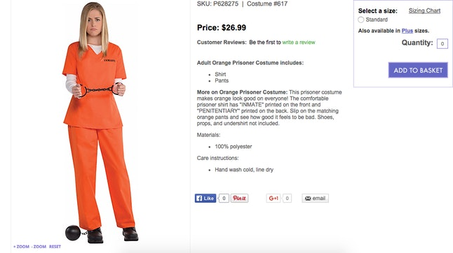 Orange Is The New Black Group Costumes So Your Halloween Crew Can