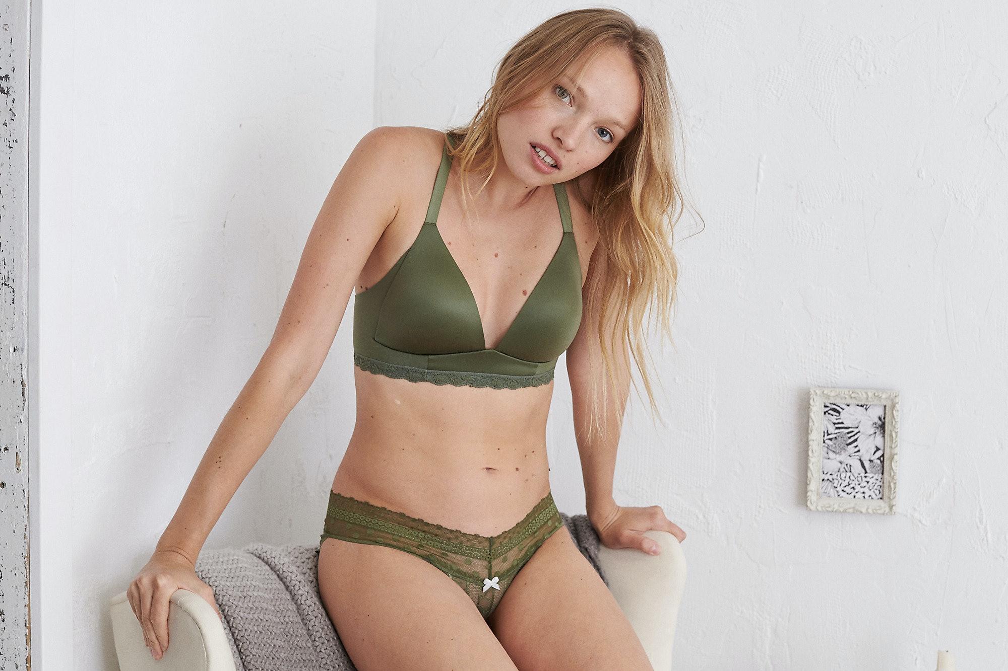 Aa cup sexy bra