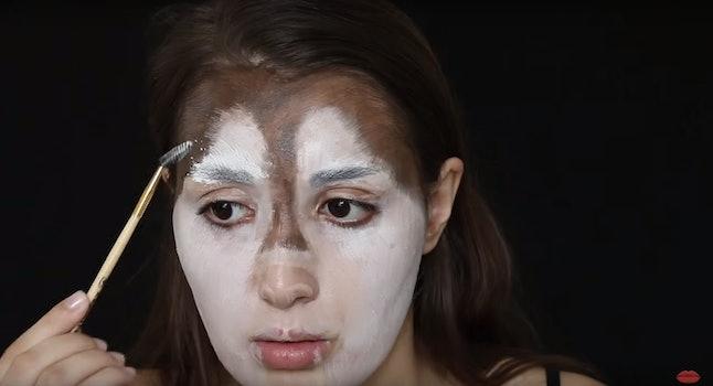 Dog Makeup Tutorial By Ilana Makeup Artist Will Impress You Give
