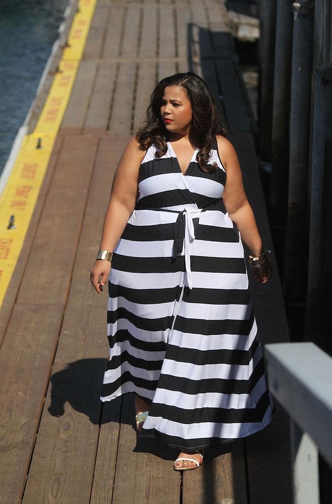 Plus Size Blogger Chastity Garner Valentine Of Garnerstyle