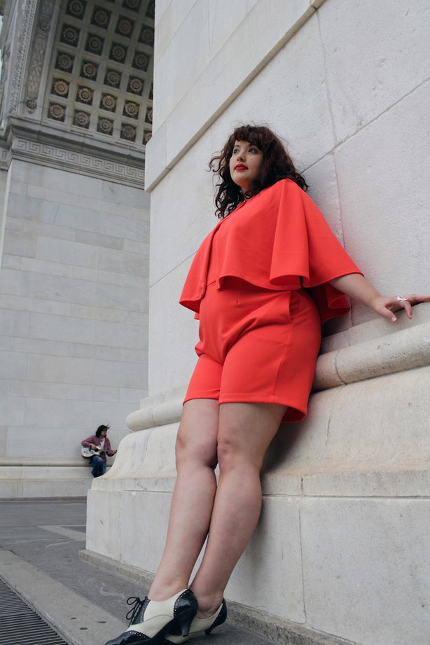 """9 Outfits That Prove Plus Size Women Can Wear Any """"Trend ..."""