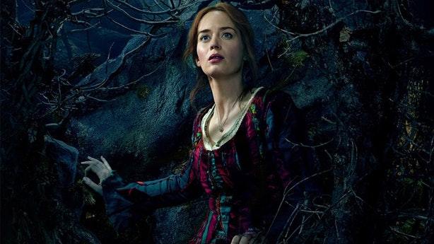 Into The Woods Leading Ladies Slay Fairytale Fashion And