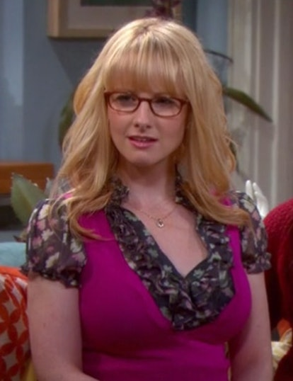 Celebrating The Big Bang Theory The Style Evolutions Of Bernadette Amy Penny Because A Lot Changes In 8 Years