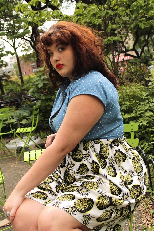 """It S A Good Time To Be In The Plus Size Market: 9 Outfits That Prove Plus Size Women Can Wear Any """"Trend"""