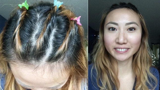 I Wore Elementary School Hairstyles From The 90s For A Week This