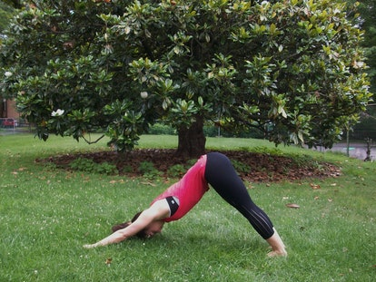14 yoga poses that will tone your entire body this summer