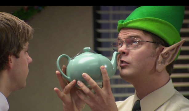 Image result for the office yankee teapot dwight