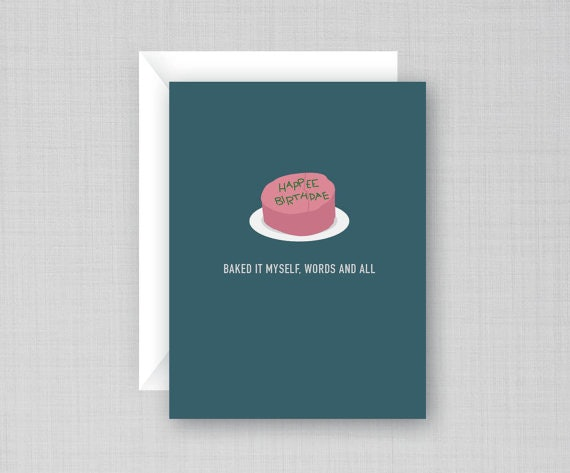 Birthday Card Food Puns ~ 15 harry potter inspired birthday and greeting cards everyone will