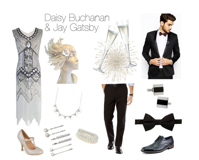 And for book-lovers that means one thing The Great Gatsby. Here are all the little things youu0027ll need from jewelry to ch&agne flutes  sc 1 st  Bustle & Unique Halloween Costume Ideas For Couples Who Love To Read