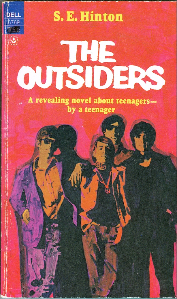 the heros journey in se hintons novel the outsiders Everything you ever wanted to know about ponyboy curtis in the outsiders,  written by masters of this stuff just for you  the outsiders by se hinton.