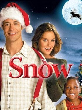 5 snow - Christmas Bounty Cast