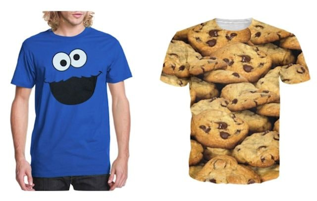His adoration for cookies happens to make an awesome couples costume idea. This can be done with the perfect pairing of t-shirts.  sc 1 st  Bustle & 20 DIY Halloween Couples Costume Ideas For 2016 That Are Easy To Put ...