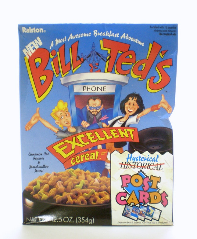 20 '90s Cereals You Completely Forgot About, From Hidden