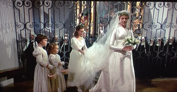10 Unforgettable Wedding Dresses In Movies Photos