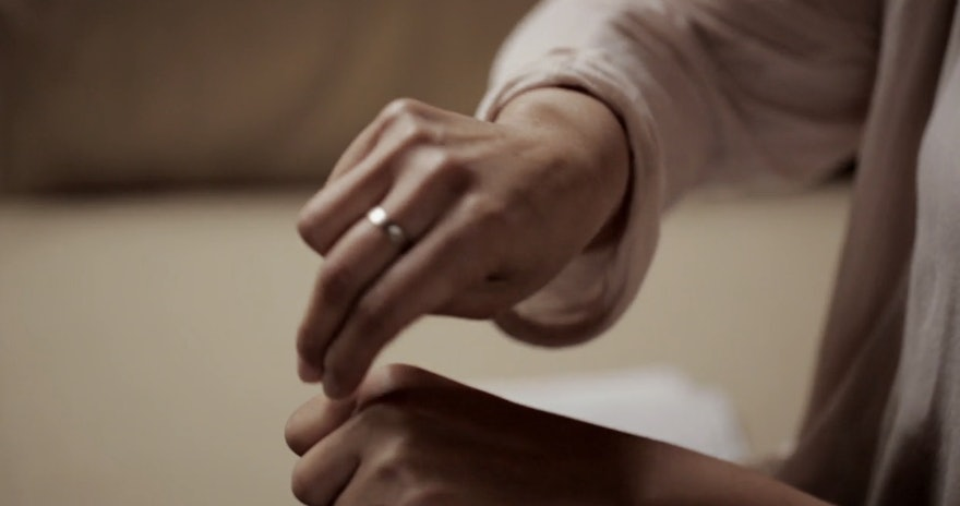 Women orgasm helpers hand